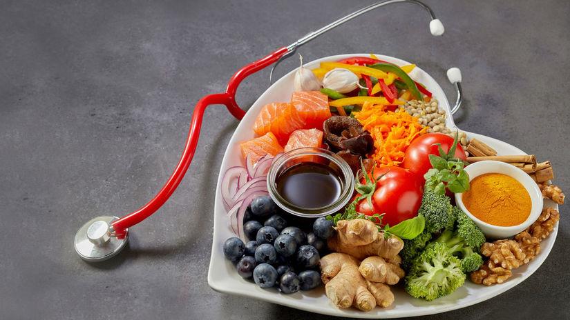 zdravá strava, potrava, srdce