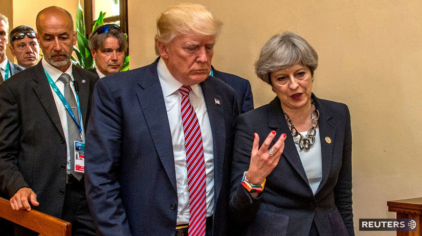 Donald Trump, G7