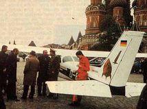 Na let Mathiasa Rusta za železnú oponu doplatilo aj velenie Červenej armády