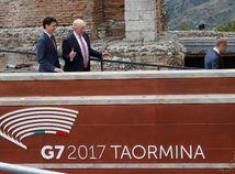 trump, G7,
