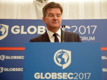 GLOBSEC, Miroslav Lajčík