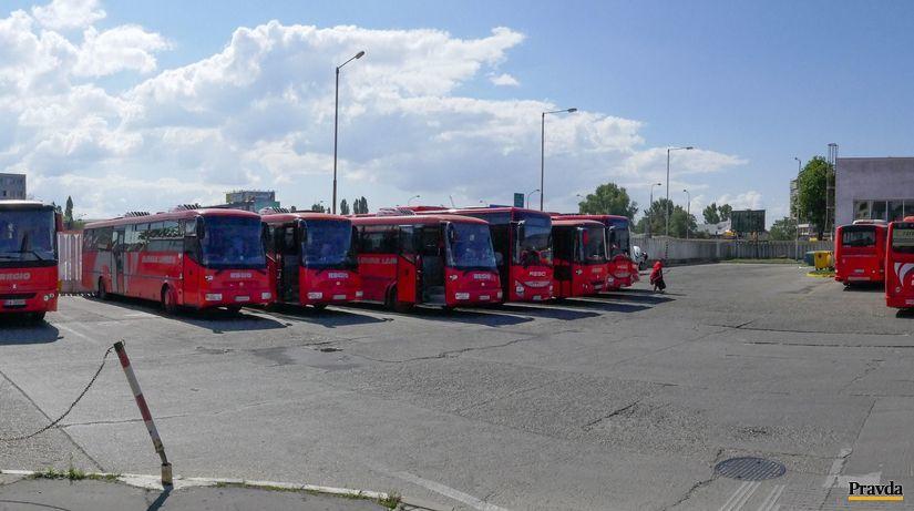 autobusova stanica, mlynske nivy