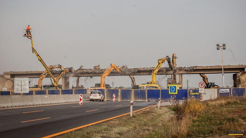 d1, dialnica, cesta, výstavba