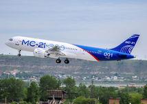 Vzlietlo MS-21. Toto lietadlo má vrátiť Rusov na výslnie