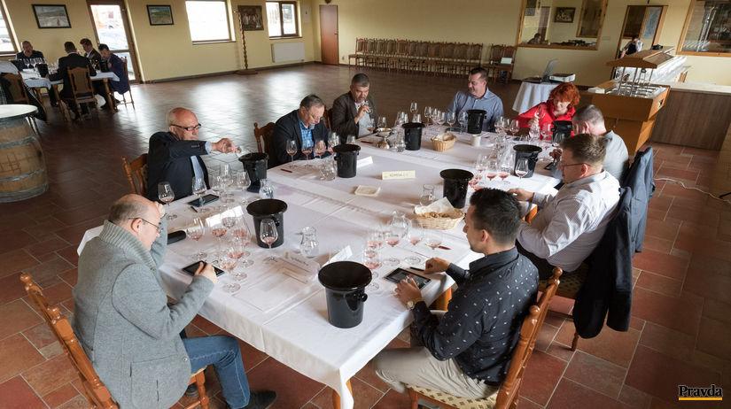 narodny salon vin maj degustacia vin