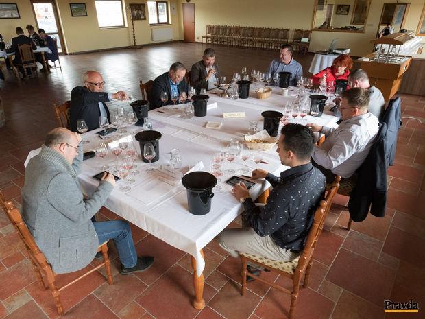 Obrázok Salón vín v novom strihu