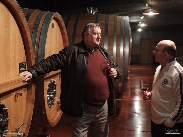 Obrázok Víno učí pravde – vinárov i národ