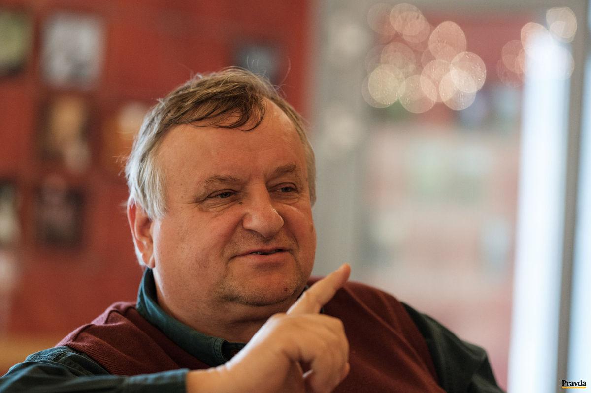 Miloš Michlovský: Cti víno, bude ťa ctiť.