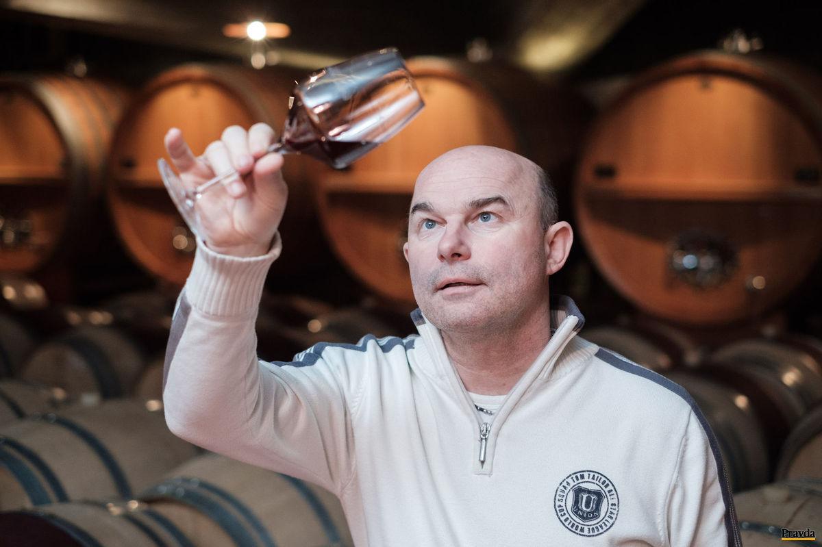 Vladimír Mrva: Každé víno má svoju šifru.