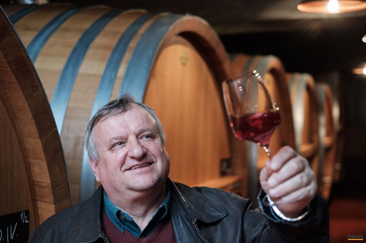 Miloš Michalovský: Sme produktom prostredia, ako je ním hrozno aj víno.