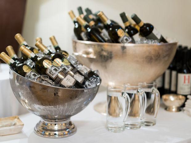Obrázok Ako Morava dvorí vínom vyberaným pokrmom
