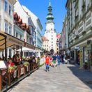 Bratislava s okolím je štvrtý najrozvinutejší región EÚ