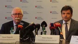 Pavol Šajgalík, Peter Plavčan