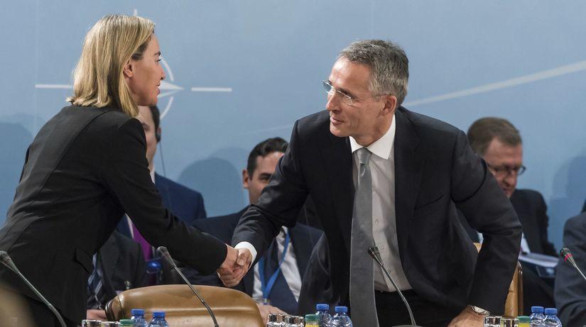 EÚ, Federica Mogheriniová