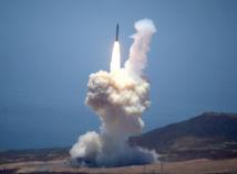 USA, protiraketový obranný test