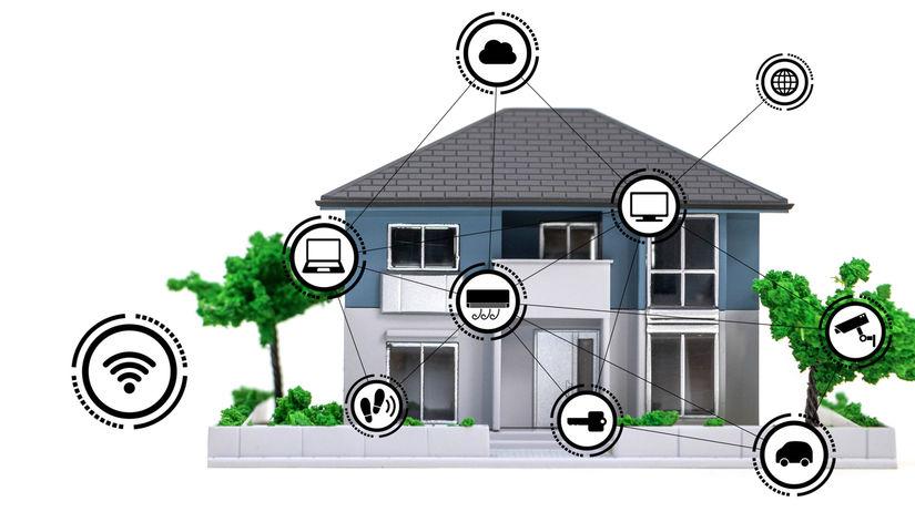 dom, inteligentná domácnosť