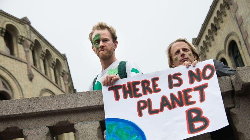klimatická dohoda