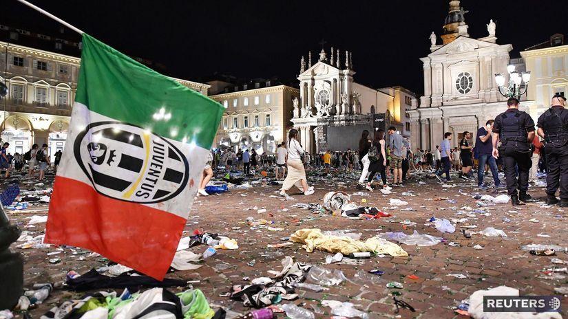 Juventus Turín, fanúšikovia