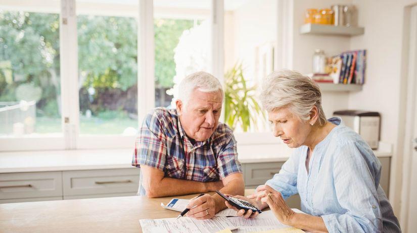 dôchodcovia, penzisti, dôchodok
