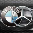 Tuhý boj nemeckej prémie ovládol Mercedes. BMW a Audi sa prizerali