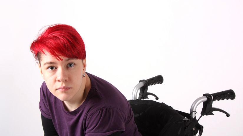 skleróza multiplex, vozíčkár