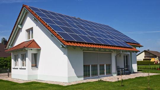 Solárne elektrárne chránia životné prostredie