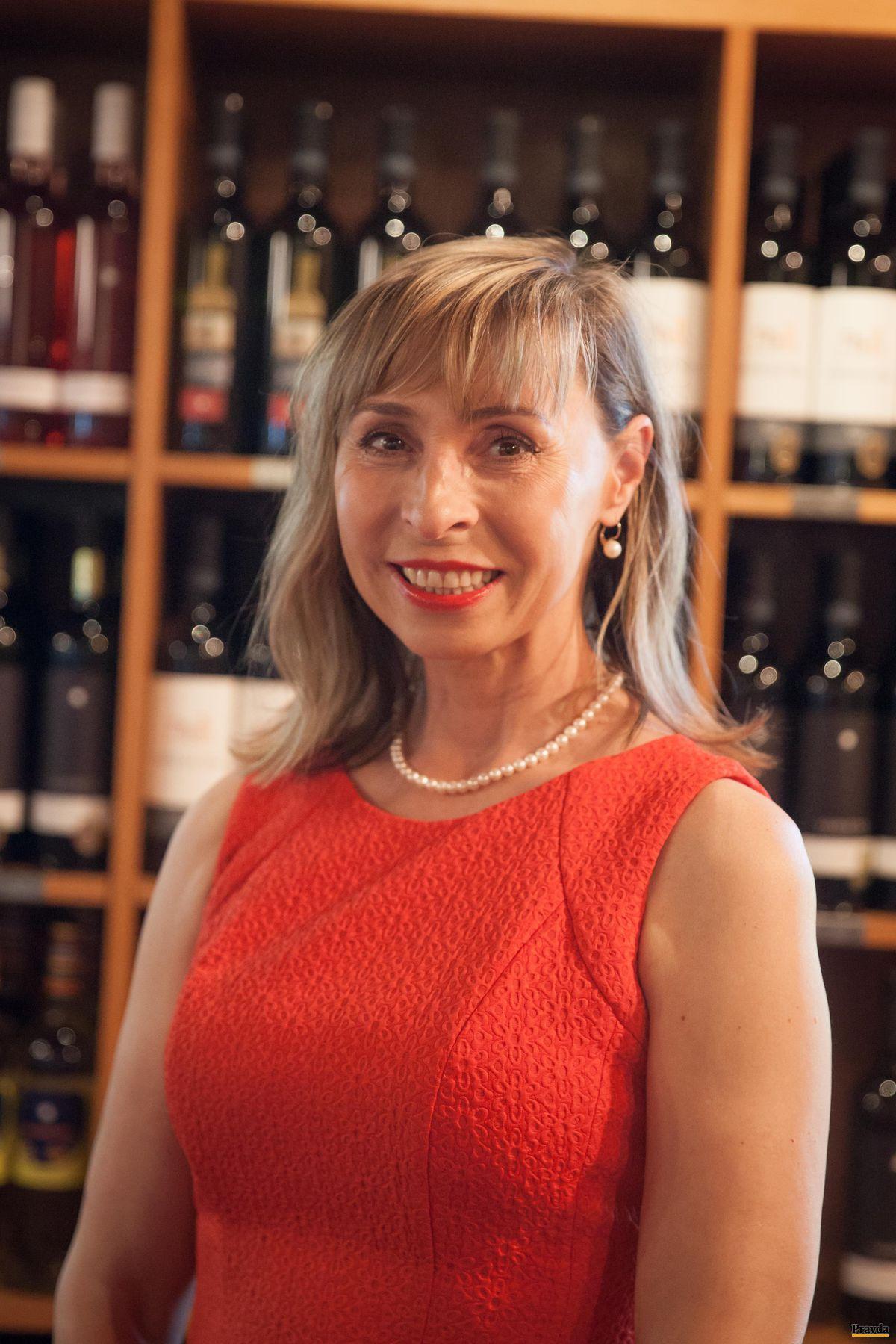 Edita Ďurčová: Zapálení ľudia urobia pre víno niekedy viac ako štátom platení úradníci.