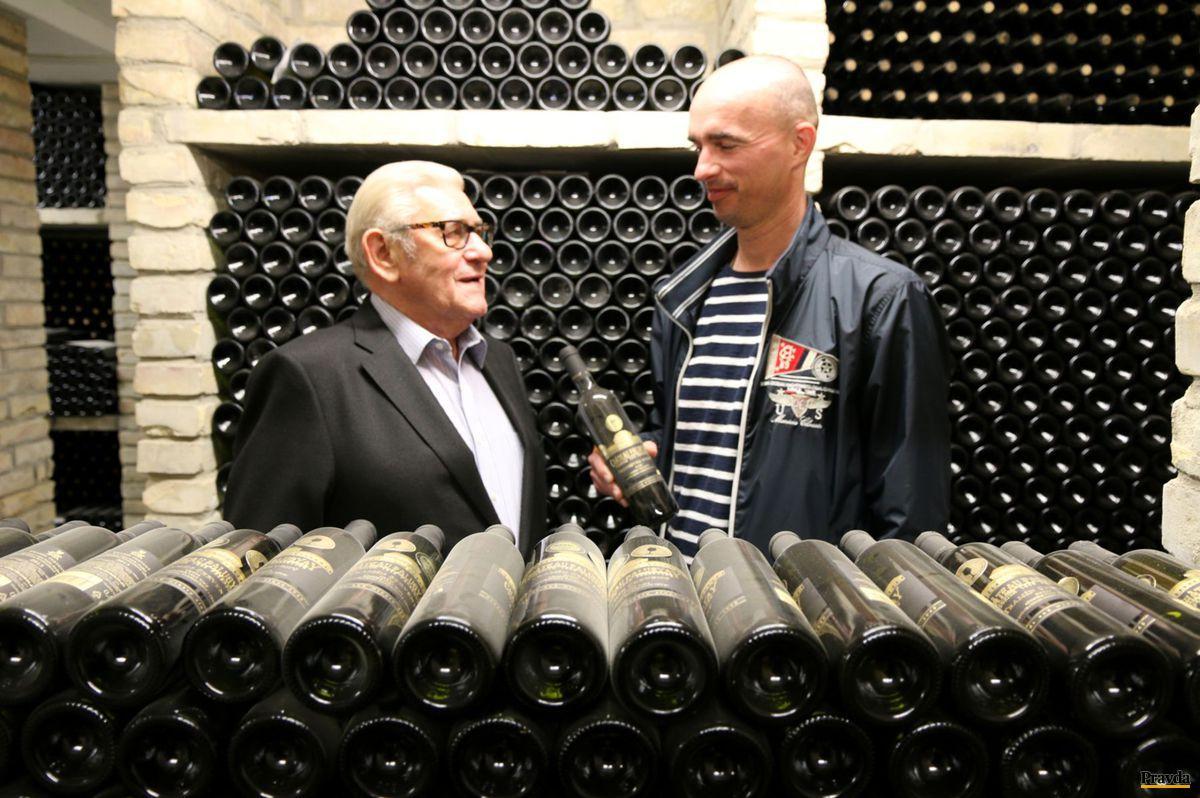 Archív je pamäťou vinohradu, ktorú napísali ročníky.