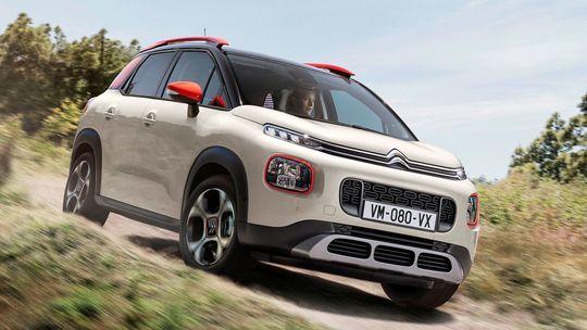 Citroën C3 Aircross: Francúzsky brat Crosslandu prichádza