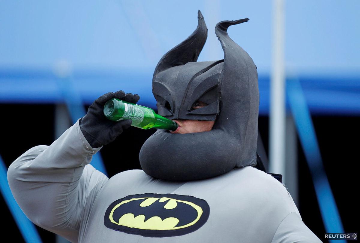 festival, Batman, kostým