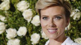 Herečka Scarlett Johansson.