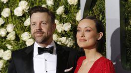 Herecký a manželský pár Jason Sudeikis a Olivia Wilde.