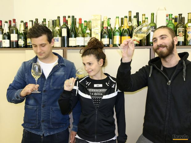 Obrázok Modranská škola – štúdium ako hra s vínom