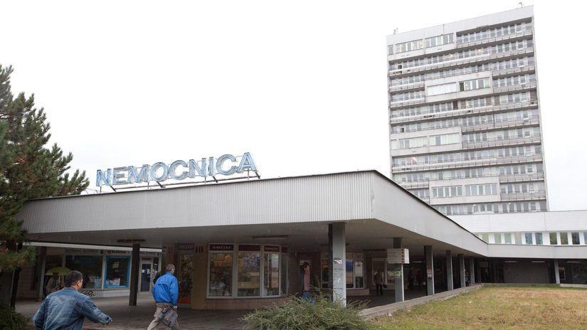 nemocnica ruzinov, zdravotnictvo