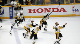 Pittsburgh Penguins, radosť
