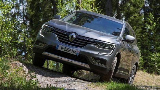 Renault Koleos: Robustné SUV prichádza do Európy