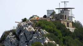 Gibraltár, opičí vrch