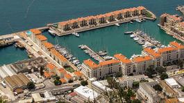 Gibraltár, prístav