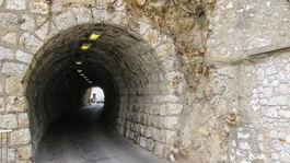 Gibraltár, tunel,