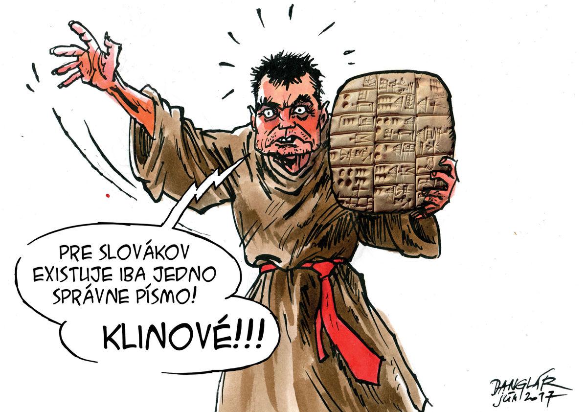 Karikatúra 16.06.2017