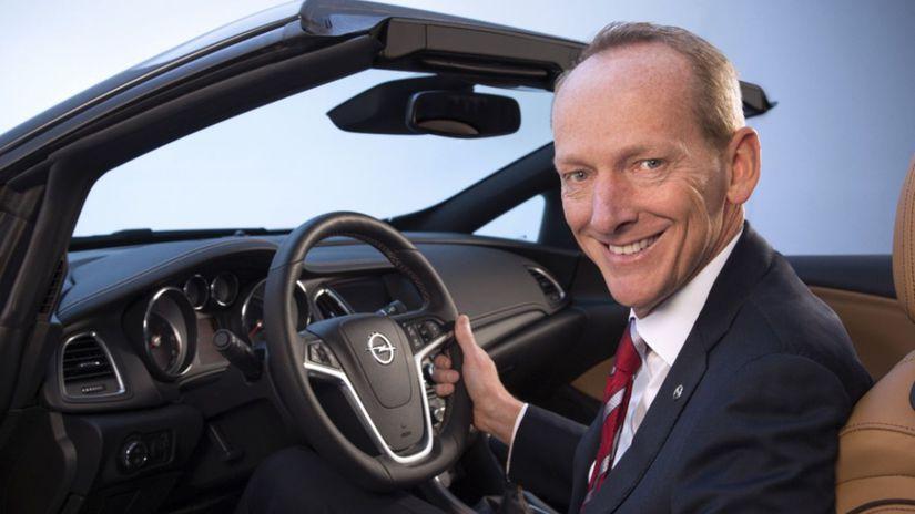 Karl-Thomas Neumann - Opel