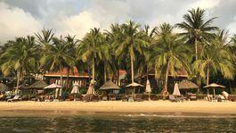 ostrov Phu Quoc, Vietnam, exotika, pláž, dovolenka, exotika, cestovanie, palmy,