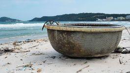 ostrov Phu Quoc, Vietnam, exotika, pláž, more, dovolenka, rybárska loď