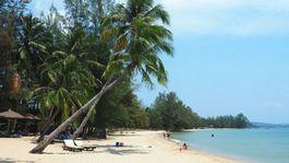 ostrov Phu Quoc, Vietnam, exotika, pláž, palma, dovolenka, cestovanie, leto