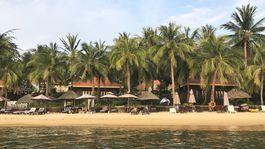 ostrov Phu Quoc, Vietnam, exotika, pláž, palmy, more, dovolenka, cestovanie