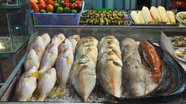 ostrov Phu Quoc, Vietnam, exotika, ryby, morské plody
