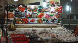 ostrov Phu Quoc, Vietnam, exotika, ryby, morské plody, obchod, jedlo,