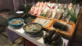 ostrov Phu Quoc, Vietnam, exotika, ryby, trh, obchod, jedlo, morské plody