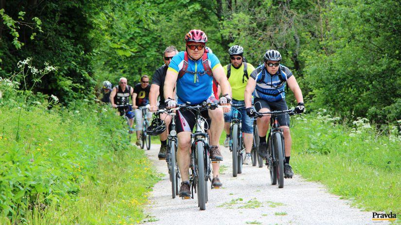 CykloKorytnička, cyklotrasa, bicykel