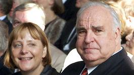 Helmut Kohl, Angela Merkelová